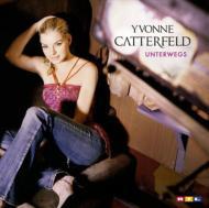 Yvonne Catterfeld Unterwegs
